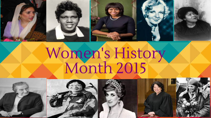 "Search Results for ""Womens History Month 2015"" – Calendar 2015"
