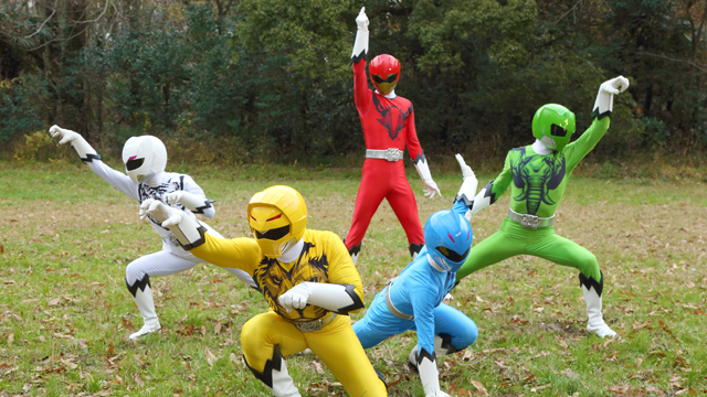 zyuohger